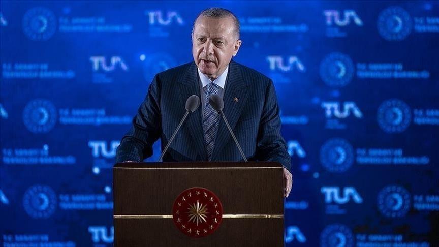 Erdogan: Turska u okviru Nacionalnog svemirskog programa planira doći raketom na Mjesec do kraja 2023. godine
