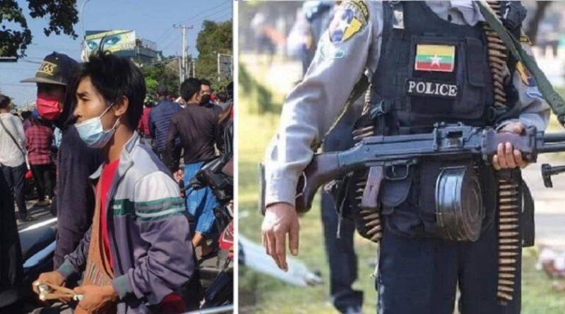 Demonstranti ponovo na ulicama gradova Myanmara
