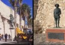 Uklanjanje poslednje statute Francisca Franka - Španija