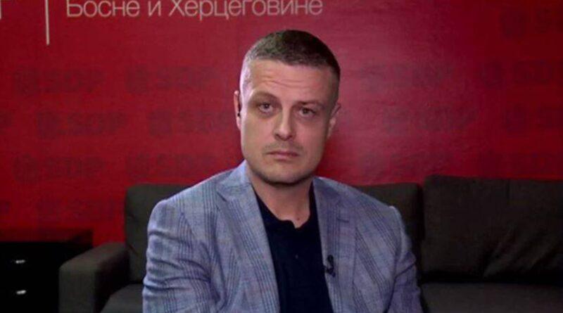 Vojin Mijatović: Političko-pravosudna mafija je rak rana BiH društva